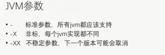 JVM参数说明